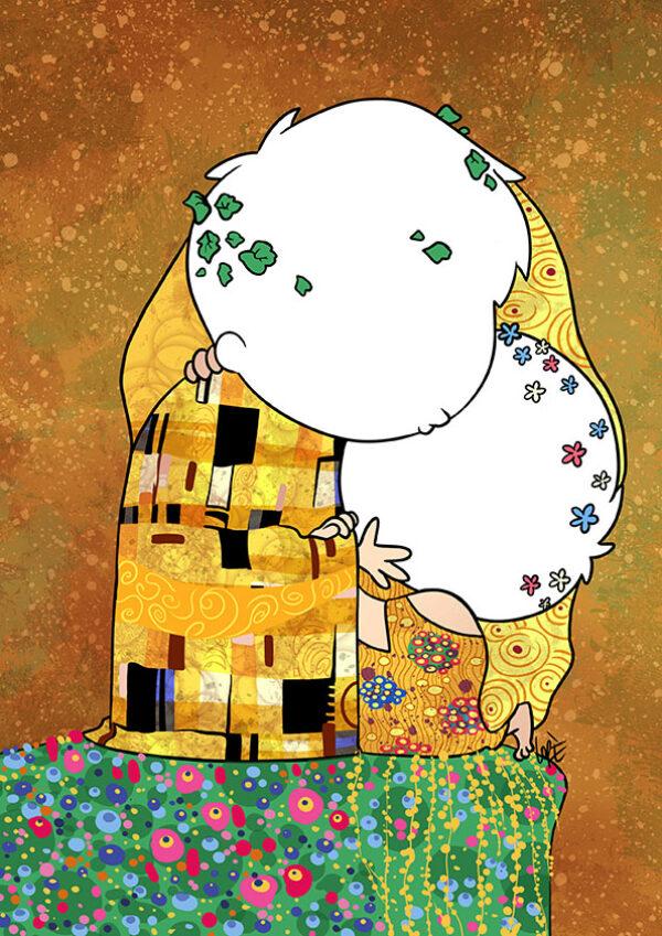 il Bacio di Klimt