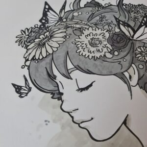 Primavera - pantoni su cartoncino A4